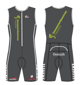 Triathlon Wettkampf Anzug