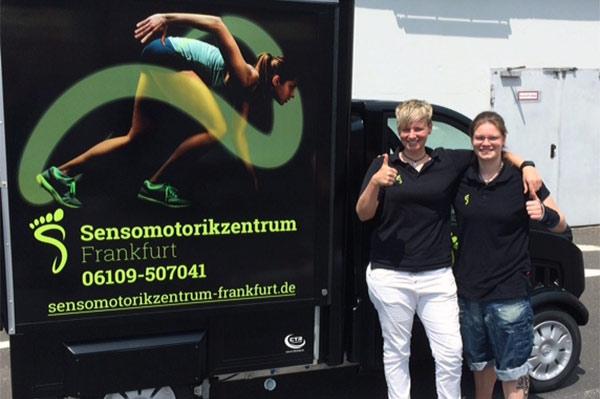 Volkslauf Frankfurt Sensomotorik Mobil